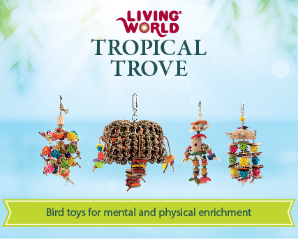 Living World Tropical Trove