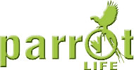 Parrotlifelogo, Bird And Parrot Info
