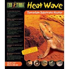 Exo Terra Reptile Heat Wave Heater Desert Pt2035 Med Ebay